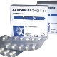 Akatinol Memantine للأطفال: تعليمات للاستخدام ، استعراض