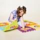 Puzzle di tappeti per bambini
