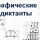 Dictatura grafică - desene interesante într-un notebook în cadrul schemei