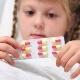 متى يتم إعطاء المضادات الحيوية للطفل عند درجة حرارة؟