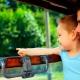 Bagaimana hendak mengambil anak di kereta api?