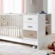 Katil bayi dengan laci dan sampingan