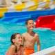 Percutian dengan kanak-kanak di Protaras (Cyprus)