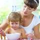 อาหารที่ปราศจากนมสำหรับเด็ก: เมนูและอาหาร