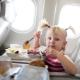 Lístky pre dieťa v lietadle: vek pre dávky a náklady