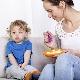 Apa yang perlu diet untuk cirit-birit pada kanak-kanak?