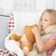 ไอกรนในเด็ก: อาการและการรักษาการป้องกัน