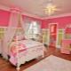 Katil untuk kanak-kanak perempuan