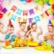 เมนูสำหรับวันเกิดของเด็ก 4-6 ปี