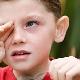 Congiuntivite virale nei bambini