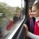 Kedy si môžete kúpiť vlak pre deti vo vlaku?