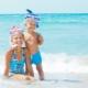 Vakantie met kinderen aan de Zwarte Zee