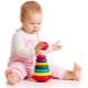 Giochi educativi per bambini fino a un anno.