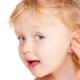 จะทำอย่างไรถ้าเด็กมีหูที่เจ็บ?