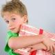 Wat moet je de jongen 5 jaar geven?