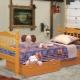 Letti per bambini in legno massello