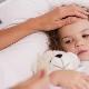 Come trattare l'angina nei bambini piccoli fino a 3 anni?