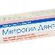 Metrogil Denta للأطفال: تعليمات للاستخدام