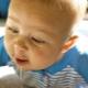 Air liur yang melimpah pada kanak-kanak