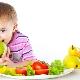 Allergie alimentari in un bambino
