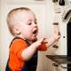 Apa yang perlu dilakukan apabila kanak-kanak terbakar?
