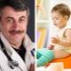 Dr. Komarovsky mengenai cirit-birit pada seorang kanak-kanak
