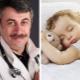 Dr. Komarovsky over de slaap overdag bij een kind