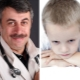 Dr Komarovsky mengenai kanak-kanak lelaki phimosis