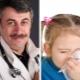 ดร. Komarovsky เกี่ยวกับไซนัส