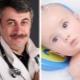 Dr. Komarovsky riguardo al bagno di un neonato