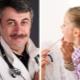 الدكتور كوماروفسكي حول التهاب الحنجرة