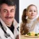 Dr. Komarovsky sulla nutrizione dei bambini