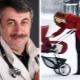 Dott. Komarovsky su camminare con un neonato in inverno