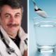 Dr. Komarovsky sulla ricetta della soluzione salina per lavare il naso del bambino