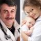 ดร. Komarovsky เกี่ยวกับระบอบการปกครองของวันในเด็ก