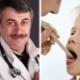Il dottor Komarovsky su come trattare una gola rossa in un bambino