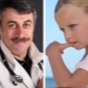 الدكتور كوماروفسكي حول ما يجب القيام به إذا كان الطفل عض أظافره