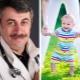 الدكتور كوماروفسكي حول كيفية تعليم الطفل على المشي بمفرده