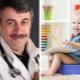 วิธีการสอนเด็กให้หม้อตาม Komarovsky?