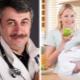 Ibu kejururawatan pemakanan untuk Dr Komarovsky
