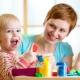 Pädagogische Aktivitäten für Kinder 2 Jahre