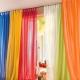 Tende per la camera dei bambini: novità di design