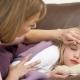 อาการและการรักษาไข้เมาส์ในเด็ก