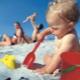 Sunburn dalam kanak-kanak