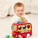 Sorter - um brinquedo educativo útil para crianças em 1 ano