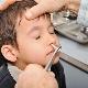 Polypas nel naso del bambino