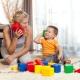 Pädagogische Aktivitäten für Kinder
