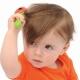 Seborrea del cuoio capelluto e del viso nei bambini