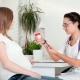 فحص الدم الكيميائي الحيوي أثناء الحمل