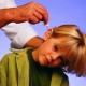 Co dělat, když má dítě ucho v uchu?